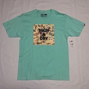 Vans High & Dry Classic T Shirt